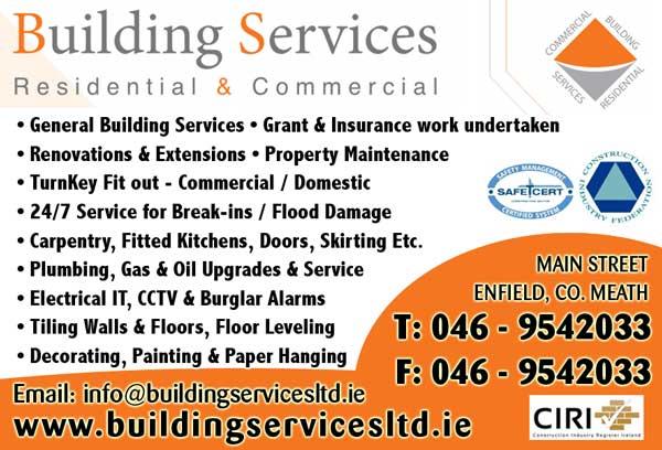 Builders & General Contractors, meath