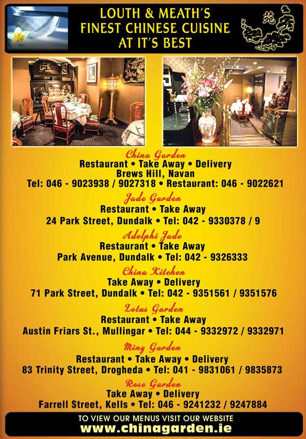 Listings In Take Away Foods